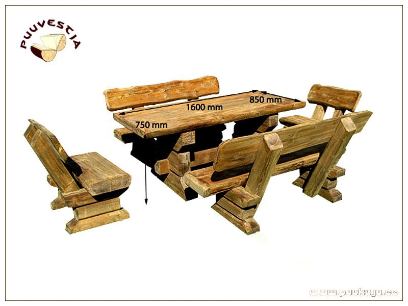 Mööblikomplekt / Set of furniture 1