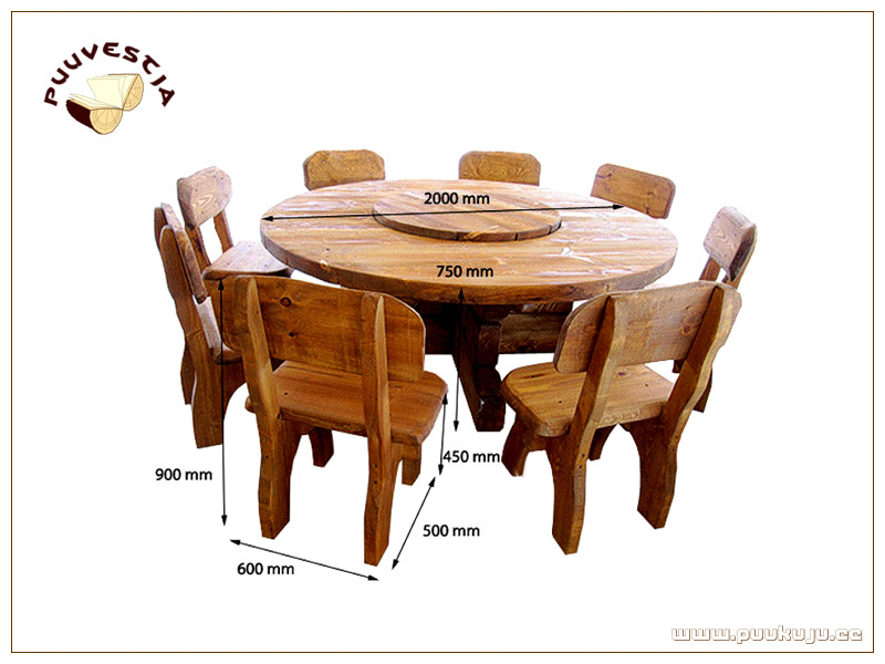 Mööblikomplekt / Set of furniture 2