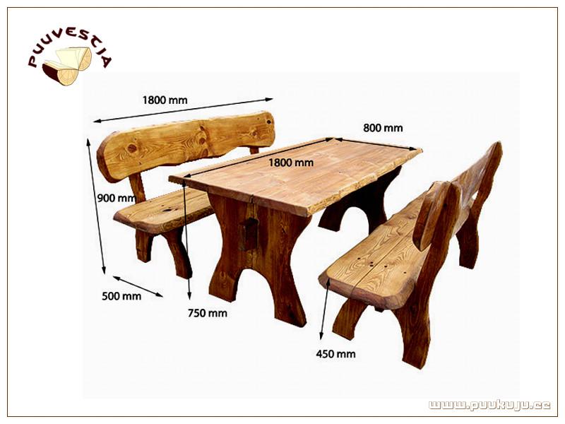 Mööblikomplekt / Set of furniture 4