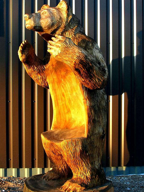Karutool / Bear chair 9