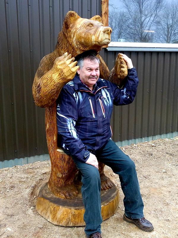 Karutool / Bear chair 10