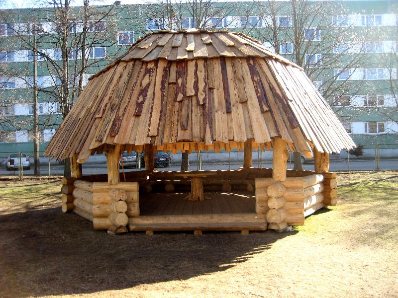 Paviljon / Pavilion 4