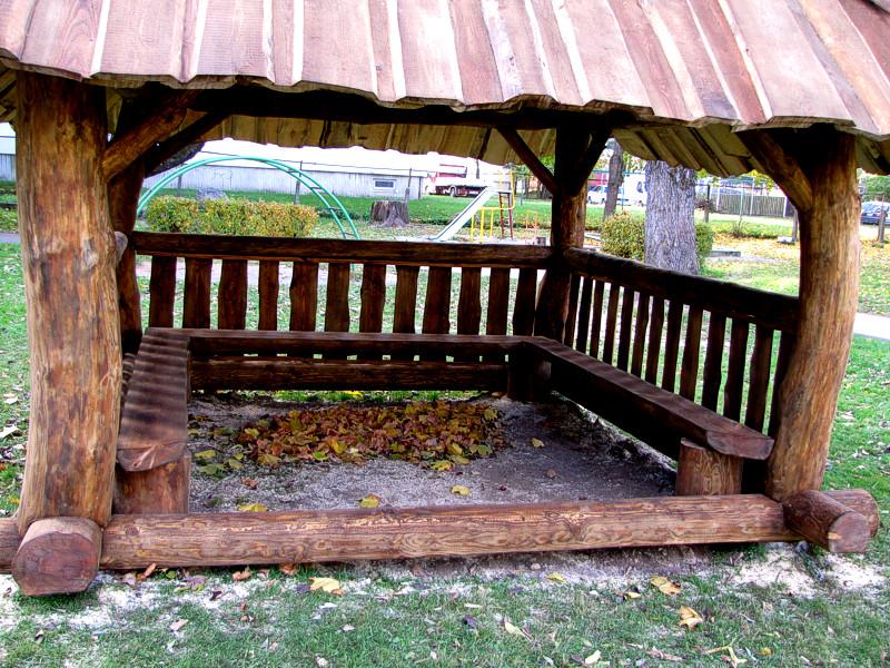 Paviljon / Pavilion 8