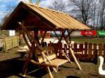 Aiakiik / Swing set for homeyard 1