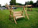Aiakiik / Swing set for homeyard 2