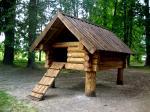 Puitmajake / Wooden cabin 2