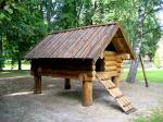 Puitmajake / Wooden cabin 3