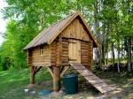 Puitmajake / Wooden cabin 7