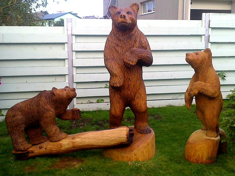 Kolm karu / Three bears 37