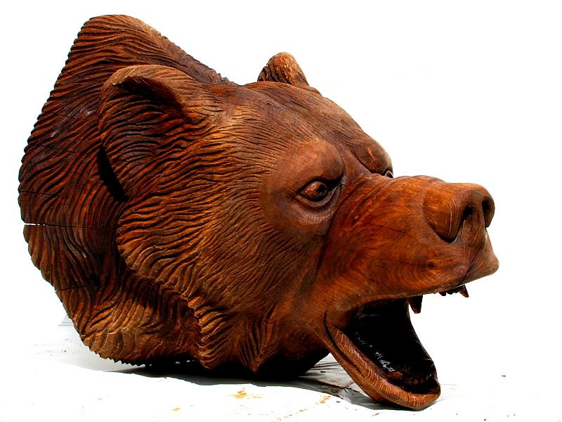 Karu pea / Bear head 77
