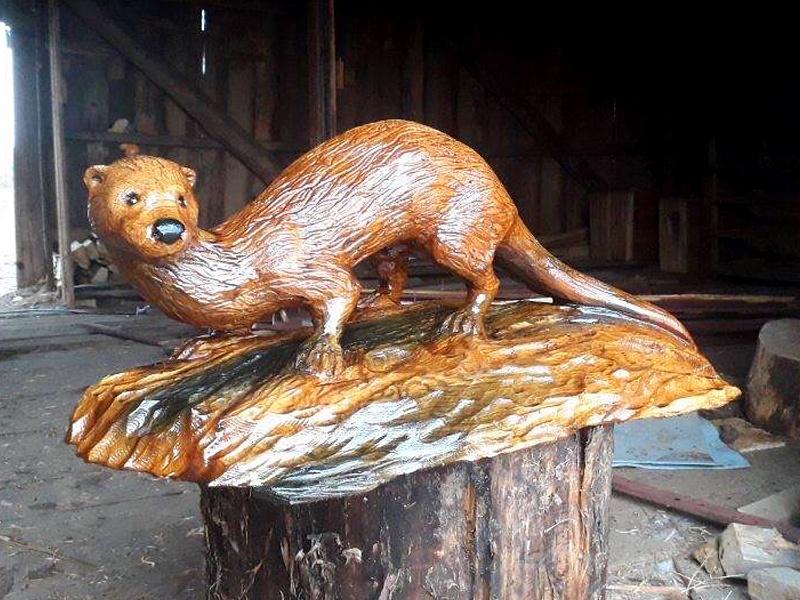 Saarmas / Otter 88