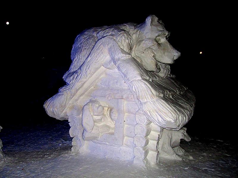 Lumemaja / House of snow 18